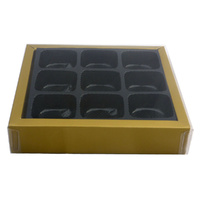 Chocolate Box - Holds 9 Chocolates