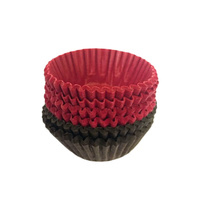 Mini Candy Paper Cups Mixed Colours - 100 Pack