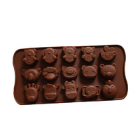 Animals Silicone Mould