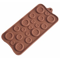 Buttons Silicone Mould