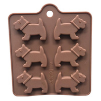 Dog Silicone Mould