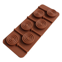 Lollipop Silicone Mould