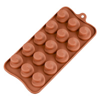 Deep Swirl Silicone Mould