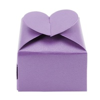 Candy Box Purple Heart 10pcs