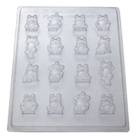 Frogs Small Mould - Standard 0.55mm