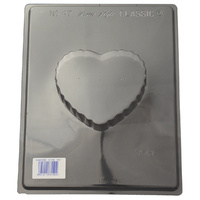 Large Heart Box Mould - Thick 1.5mm