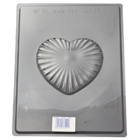 Large Heart Lid Mould