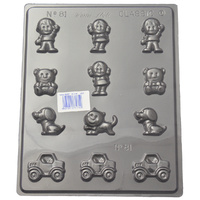 Little People Mould - Thick 1.5mm