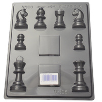 Chess Set Mould