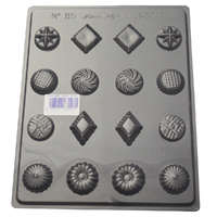 Flat Variety Mould - Thick 1.5mm