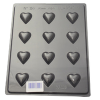 Small Hearts Mould