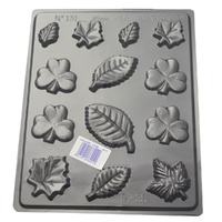 Assorted Leaves Mould