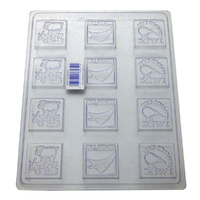 New Zealand Souvenirs Mould - Standard 0.55mm