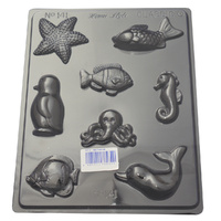 Sea Creatures Mould