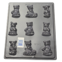 Cute Bunnies Mould