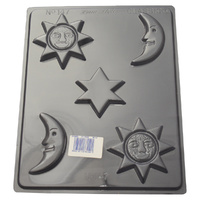 Sun Moon Star #1 Mould