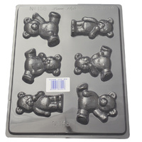 I Love Teddy Bears Mould