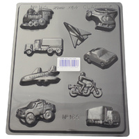 Cars Trucks Planes Mould