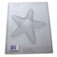 Large Starfish Chocolate / Craft Mould