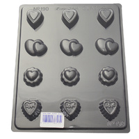 Assorted Sweet Hearts Mould