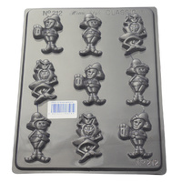 Leprechauns Mould - Thick 1.5mm