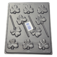 Shamrocks Mould