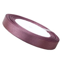 Ribbon 12mm Wine - 25 Yard Roll