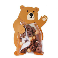 Bear Treat Bag 10pcs