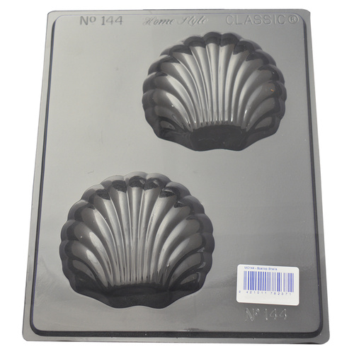 Scallop Shells Chocolate / Soap Mould