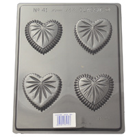 Small Heart Box Mould