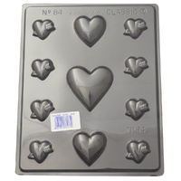 Heart Variety Mould