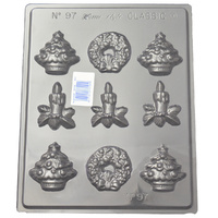 Christmas Variety Mould - Standard 0.55mm