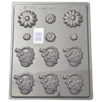 Daisy Basket Mould