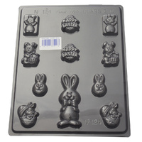 Bunny Variety Mould