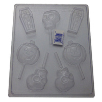Halloween #2 Mould - Thick 1.5mm