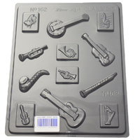 Musical Instruments Mould