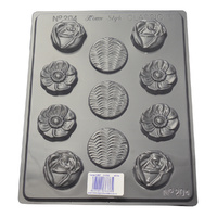 Flower Delight Mould - Thick 1.5mm