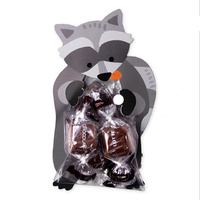 Raccoon Treat Bag 10pcs