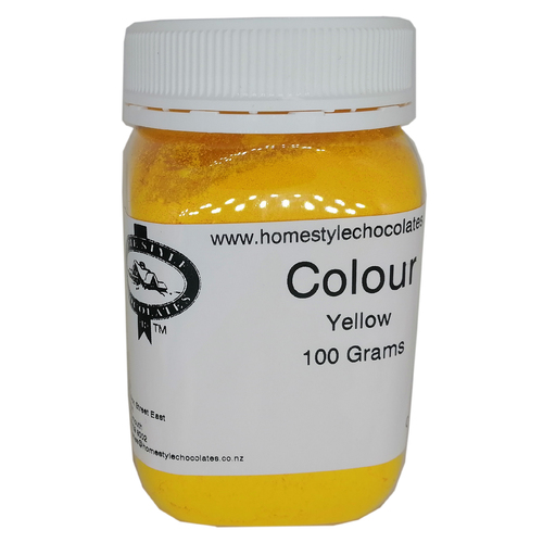 Chocolate Colouring Yellow - 100g