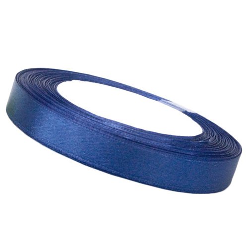 Ribbon 12mm Blue - 25 Yard Roll